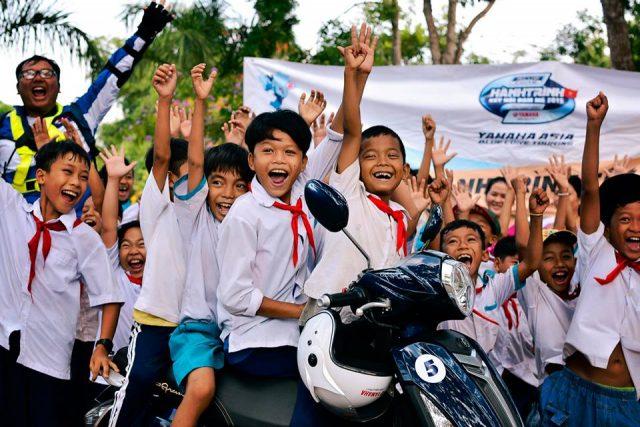 Yamaha Motor Việt Nam giới thiệu gian hàng và các hoạt động tại triển lãm mô tô, xe máy 2016