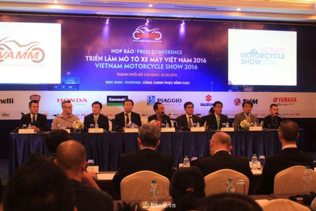 Suzuki giới thiệu nhiều mẫu xe thể thao ấn tượng tại triển lãm mô tô, xe máy đầu tiên tại Việt Nam