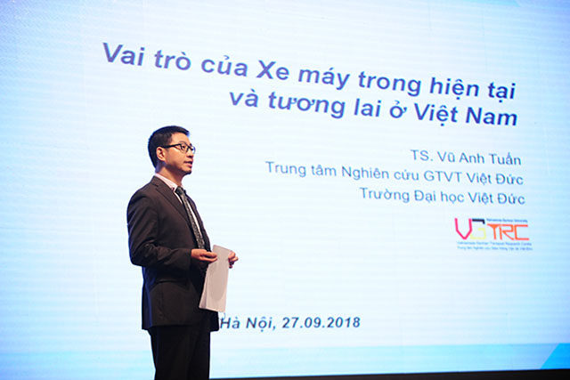 Nghiên cứu Vai trò của Xe máy trong hiện tại và tương lai ở Việt Nam – 2017